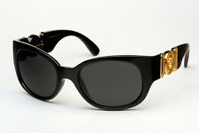 NEW Genuine VERSACE Iconic Archive Edition Gold Medusa Sunglasses VE 4265 GB1 87