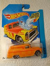2014 HOT WHEELS COLOR SHIFTER / CHANGER - '55 CHEVY PANEL