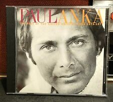 PAUL ANKA The Best of the United Artists Years 1973-1977 (CD, 1996)