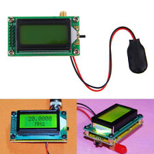 High Accuracy 1¡«500 MHz Frequency Counter Tester Measurement Meter NEW F7