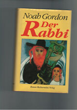 Noah Gordon - Der Rabbi - 1997