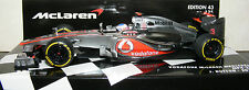 Jenson Button Minichamps 1:43 McLaren Mercedes Auto De Carreras MP4-27 2012