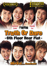 Truth Or Dare: 6th Floor Rear Flat Movie Sub Eng Karena Lam  Brand New DVD