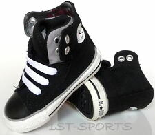 CONVERSE LITTLE BOYS TRAINERS, SHOES CT PC2 SIMPLE SLIP UK 4 BLACK