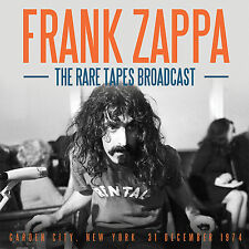 FRANK ZAPPA New Sealed 2017 UNRELEASED LIVE 1973 CONCERT CD