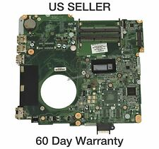 HP Pavilion 15-F010DX Laptop Motherboard i3-4010u CPU DA0U83MB6E0
