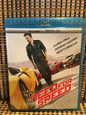 Need For Speed: The Movie (Blu-ray, 2014)Dir Act Of Valor Rami Malek(Mr. Robot)