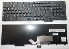 Original Tastatur Lenovo ThinkPad Edge E531 E540 W540 T540P Keyboard 04Y2438