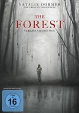 THE FOREST Natalie Dormer/Game of Thrones HORROR viele EXTRAS topaktuell (2016)