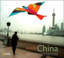 Inside China, National Geographic, New Book