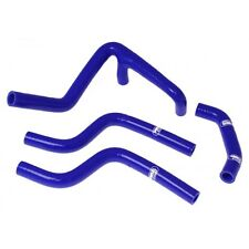 Samco Sport Coolant Hose Kit for Husqvarna CR WR 360 00-07 4 Pieces Blue