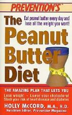 The Peanut Butter Diet by McCord M.A.  R.D., Holly, Good Book