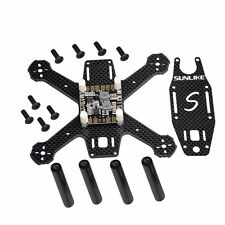 S130A Mini 130mm Integrated Frame Super Light Carbon Fiber Quadcopter with PDB
