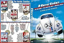 Herbie DVD Complete Films Collection 5 Discs Box Set Brand NEW