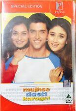 Mujhse Dosti Karoge! - Hrithik Roshan, Kareena Kapoor, Rani Mukerji - Hindi DVD