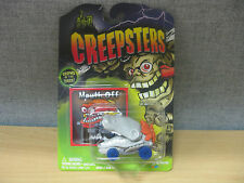 MOUTH OFF WHITE LIGHTNING 1:64 CHASE JOHNNY LIGHTNING CREEPSTERS DIE-CAST SEALED