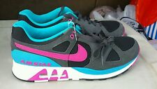 """Nike Air Stab Men's Running Classic Shoes """"blue lagoon"""" 312451-004 SIZE 13"""