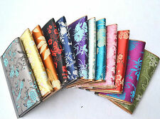 Wholesale10pcs Chinese Handmade Vintage Style Handmade Silk Clutch Purse&Wallet