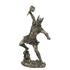 THOR BRONZE STATUE SCULPTURE
