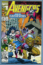 Avengers #355 1992 Bob Harris Steve Epting Marvel Comics