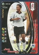 WIZARD OF THE COAST-2001/02 #103-FULHAM-CHELSEA-JON HARLEY