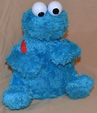 "11"" Count 'N Crunch Cookie Monster Sesame Street Interactive Toys 2010 Hasbro"