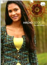 MIRASOL COLLECTION Hacho Book 25 Jane Ellison - 8 Knitting Patterns for Women