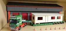 1:50 Scale Timber Building Load, Tekno, Wsi, Heavy Haul or Suitable for Diorama