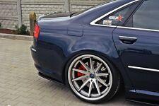carbon Dachspoiler Ansatz Heckspoiler Audi A8 4E D3 Spoiler Dach Kanten Aufsatz