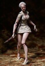 Silent Hill 6'' Bubble Head Nurse Figma Action Figure Anime Licensed NEW