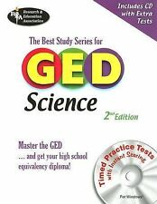 GED Science, 4th Edition (GED & TABE Test Preparation)