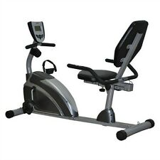 Recumbent Exercise Bike Reclining Stationary Bicycle Fitness Equipment Pulse XL