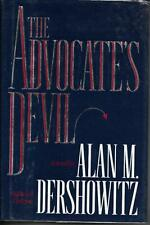 The Advocate's Devil by Alan M. Dershowitz (1994)  First Printing