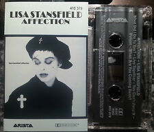 LISA STANSFIELD TAPE AFFECTION FREE POST IN AUSTRALIA