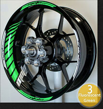 wheel rim stripes tape decals graphics zx6r zx10r zx14 ninja zx 6 10 r Kawasaki
