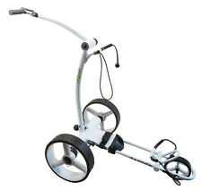 Litio caddy-golf Raptor Elektro trolley Weiss montaña freno Timer tubos motor