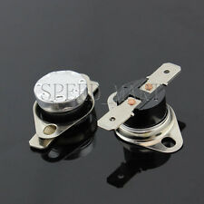 2 x Temperature Switch Control Sensor Thermal Thermostat 40°C N.O. KSD301