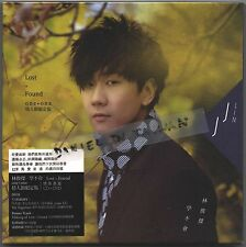 JJ Lin: Lost N Found One+One Valentine's Day Limited Edition 2012 CD DVD TAIWAN