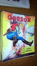 GORDON #  34 - LOTTA SPIETATA - 6 NOVEMBRE  1965 -EDIZIONE FRATELLI SPADA