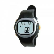 Sport Pulse Heart Rate Monitor Calories Counter Fitness Wrist Watch Black