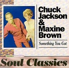 Something You Got: Best of, Brown, Maxine, Jackson, Chuck, Good