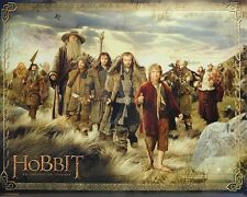 (LAMINATED) THE HOBBIT MOVIE POSTER (40x50cm) CHARACTERS NEW LICENSED ART