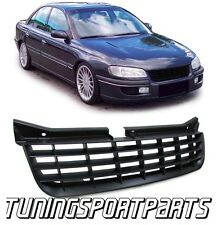 FRONT BLACK GRILL FOR VAUXHALL OMEGA B 94-99 OPEL SPOILER BODY KIT NEW GRIGLIA