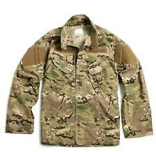 US Army Multicam OCP NyCo Combat ACU coat Jacke Jacket shirt Large Regular