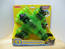Fisher Price Imaginext DC Justice League Green Lantern & Jet (Punching Ver.) NEW