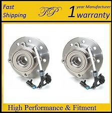 Front Wheel Hub Bearing Assembly for GMC K3500 (4WD) 1996 - 2000 (PAIR)