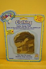 Webkinz Clothing Camo Cargo Pant by Ganz WE000055 New with Code T Pants