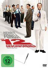 DVD DIE ZWÖLF GESCHWORENEN # v. Sidney Lumet, Henry Fonda # 12 ++NEU
