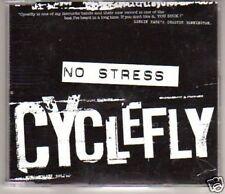 (E433) Cyclefly, No Stress - DJ CD