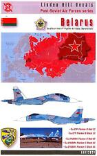 Linden Hill Decals 1/32 BELAURS AIR FORCE Post Soviet Air Force Series
